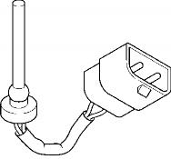MID 128, PID 111 Coolant level