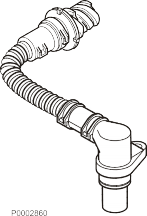 MID 128, SID 21 Engine position