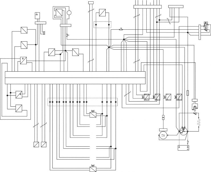 volvo ems2 wiring diagram online schematic diagram u2022 rh holyoak co  volvo penta ems2 wiring diagram